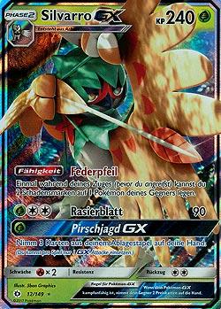 Silvarro Gx Sonne Amp Mond Boosterserien Einzelkarten
