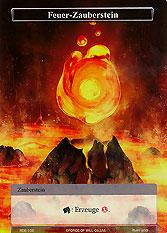 Feuer-Zauberstein
