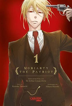 Band 1 Moriaty the Pariot Band 1 German   Unlimited