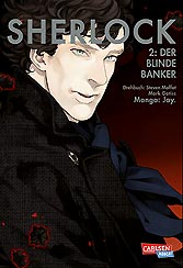 Sherlock Band 2 Der blin...