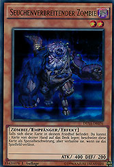 Seuchenverbreitender Zombie