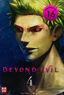 Abschlussband Beyond Evil Band 4 German | Unlimited