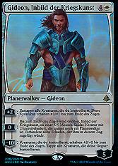 Gideon, Inbild der Kriegskunst