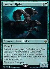 Honored Hydra