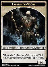 Labyrinth-Wache - Token