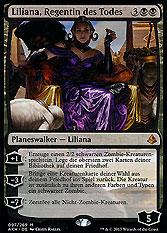 Liliana, Regentin des Todes