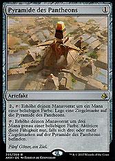 Pyramide des Pantheons
