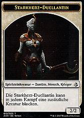 Starkherz-Duellantin - Token