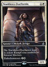 Starkherz-Duellantin