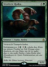 Verehrte Hydra