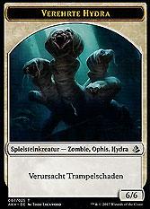 Verehrte Hydra - Token