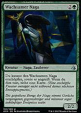 Wachsamer Naga