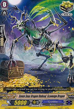 Seven Seas Dragon Undead, Scavenge Dragon