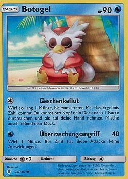 Botogel Stunde Der Wächter Boosterserien Einzelkarten Pokemon Mawo Cards