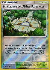Schutzzone des Æther-Paradieses