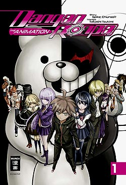 Band 1 Danganronpa - The Animation Band 1 German | Unlimited