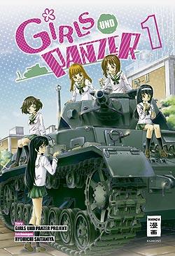 Band 1 Girls und Panzer Band 1 German | Unlimited
