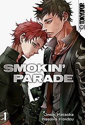 Smokin Parade Band 1