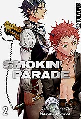 Smokin Parade Band 2