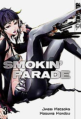 Smokin Parade Band 3