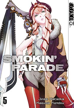 Band 5 Smokin Parade Band 5 German | Unlimited