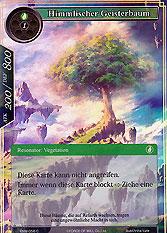 Himmlischer Geisterbaum