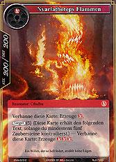 Nyarlathoteps Flammen