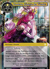 Pandora, Königin der Wun...