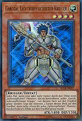Garoth, Lichtverpflichteter Krieger