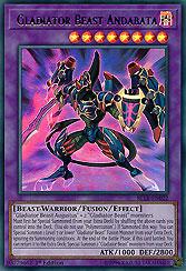 Gladiator Beast Andabata