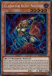 Gladiator Beast Noxious