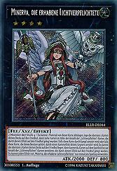 Minerva, die erhabene Lichtverpflichtete