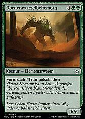 Dornenwurzelbehemoth