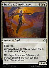 Engel des Gott-Pharaos