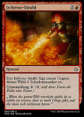 Inferno-Strahl