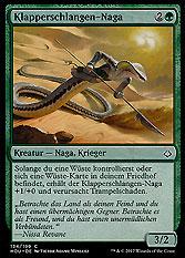 Klapperschlangen-Naga