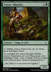 Oasen-Ritualist