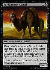 Verdammtes Kamel