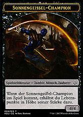 Sonnengeißel-Champion
