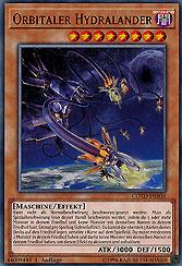 Orbitaler Hydralander