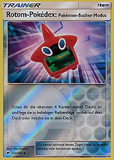 Rotom-Pokedex: Pokemon-Sucher-Modus