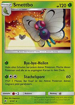 Smettbo Nacht In Flammen Boosterserien Einzelkarten Pokemon Mawo Cards