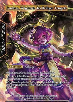 Pandora, Wächterin des Heiligen Tempels