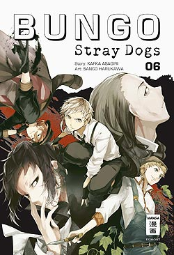 Band 6 Bungo Stray Dogs Band 6 German | Unlimited