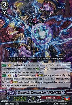 Dragonic Vanquisher SPARKING