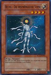 Helios - Die ursprüngliche Sonne