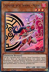 Legendäre Sechs Samurai - Mizuho
