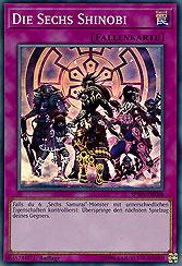 Die Sechs Shinobi