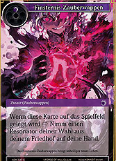 Finsternis-Zauberwappen