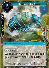Kleine Käfer-Seele